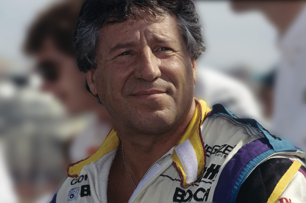 Mario Andretti at the Long Beach Grand Prix1992© 1992 Ron Avery - Image 7570_0008