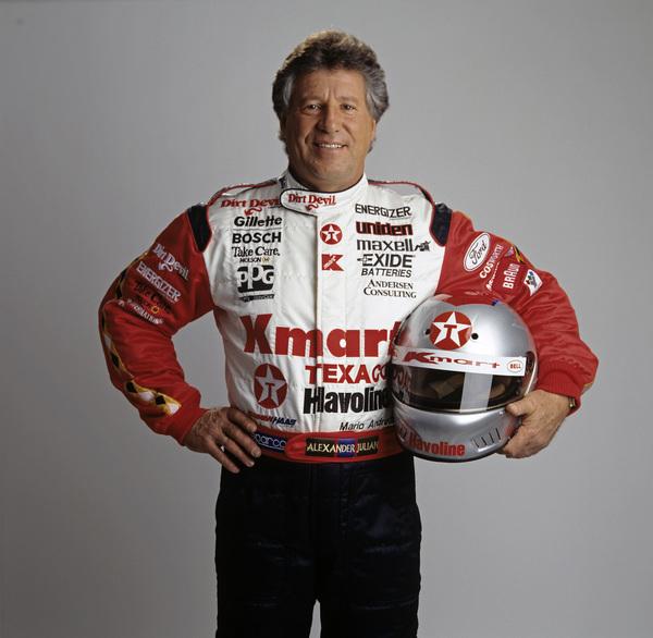 Mario Andretti1994 © 1994 Ron Avery - Image 7570_0014