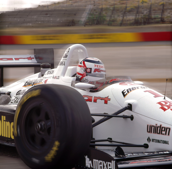 Nigel Mansellat Phoenix Raceway1994 © 1994 Ron Avery - Image 7659_0010
