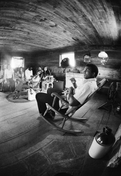 Muhammad Ali1974© 1978 Peter Angelo Simon - Image 7683_0622