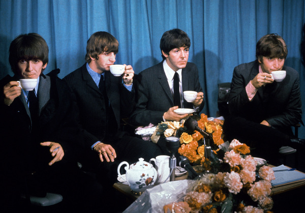 The BeatlesRingo Starr, John Lennon, PaulMcCartney, George Harrisonc. 1965/**I.V. - Image 7685_0205