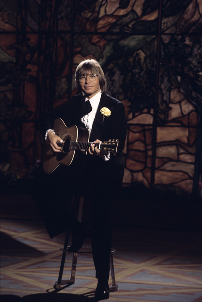 John Denver during a television specialcirca 1981 © 1981 David Sutton - Image 7728_0033