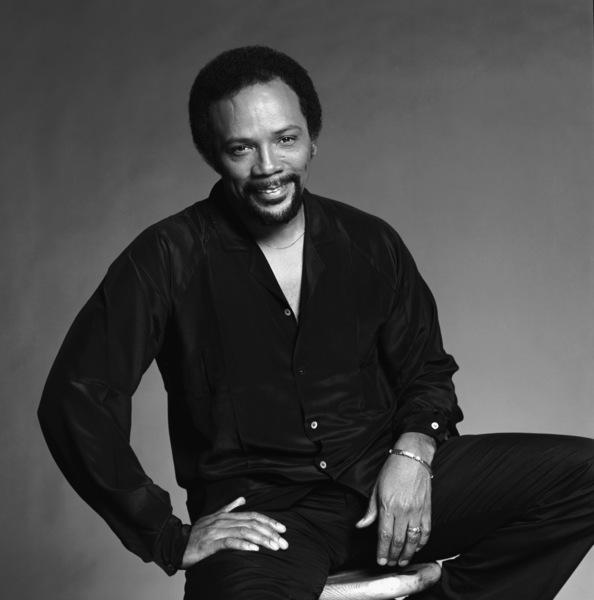 Quincy Jones1981© 1981 Bobby Holland - Image 7920_0041