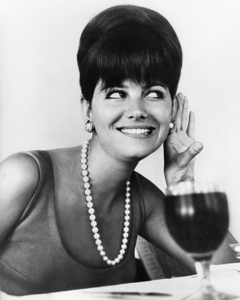 """Claudia Cardinale in """"Circus World""""1964 Paramount Pictures - Image 7921_0049"""