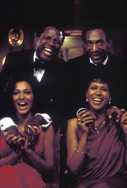 """A Piece of the Action""Sidney Poitier, Bill Cosby, Denise Nicholas, &Tracy Reed1977 Warner **I.V. - Image 8006_0006"