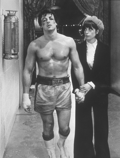 """Rocky""Sylvester Stallone, Talia Shire1976 United Artists - Image 8096_0001"