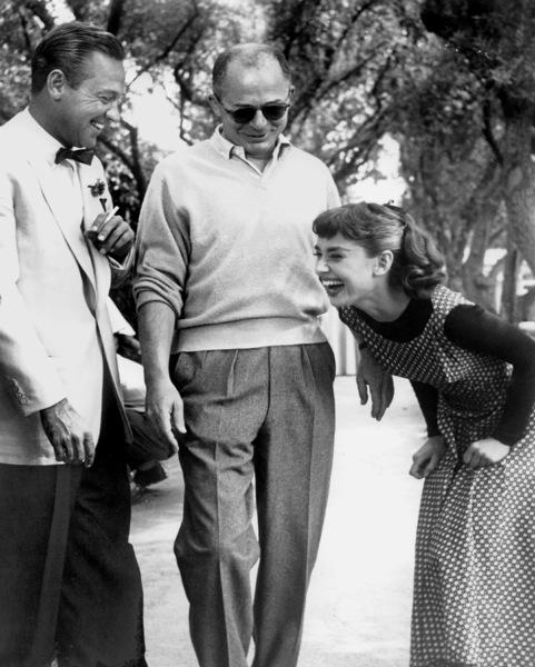 """Sabrina""W. Holden, A. Hepburn, B. Wilder, 1954, Paramount, **I.V. - Image 8124_0048"