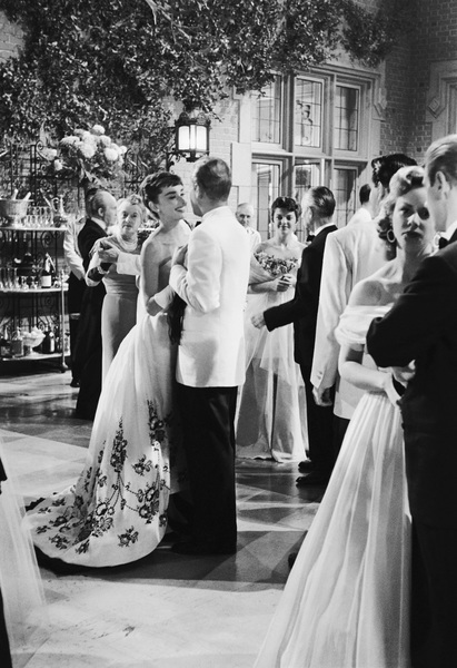 """Sabrina""Audrey Hepburn1953 Paramount© 2000 Mark Shaw - Image 8124_0117"