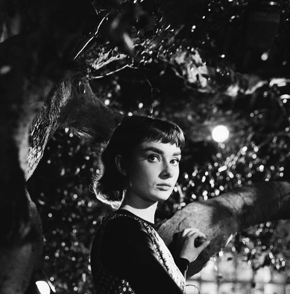 """Sabrina""Audrey Hepburn1953 Paramount© 2000 Mark Shaw - Image 8124_0119"