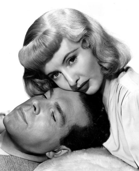 Barbara Stanwyck, Fred MacMurray, DOUBLE INDEMNITY, Paramount, 1944, **I.V. - Image 8294_0026
