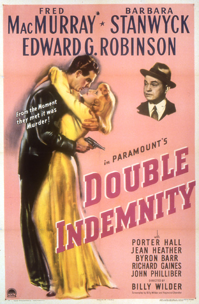 """Double Indemnity""Poster1944 Paramount**I.V. - Image 8294_0029"