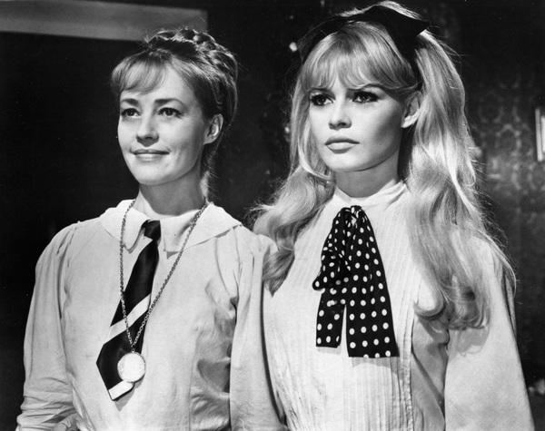 """Viva Maria""Jeanne Moreau, Brigitte Bardot1965 United Artists** I.V. - Image 8503_0014"