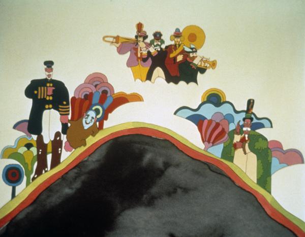 """Yellow Submarine""1968King Features/Apple** I.V. - Image 8573_0024"