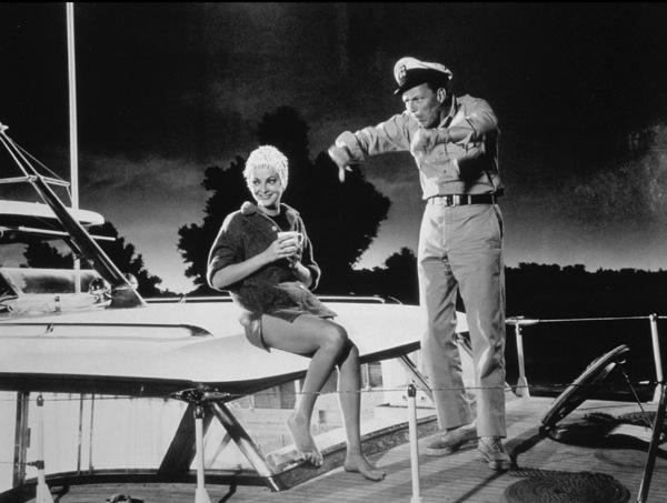 """Assault On A Queen""Frank Sinatra, Virna Lisi1966 Paramount - Image 9005_0009"