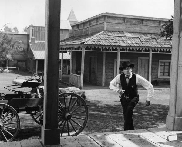 """High Noon""Gary Cooper1952 Universal**I.V. - Image 9050_0028"