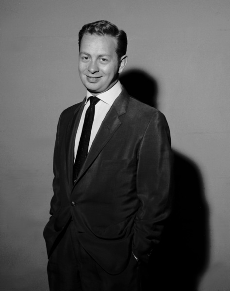 """Mel Torme during """"House Party"""" Nov. 8, 1956 © 1978 Sid Avery / MPTV **Double rate image** - Image 9057_32"""