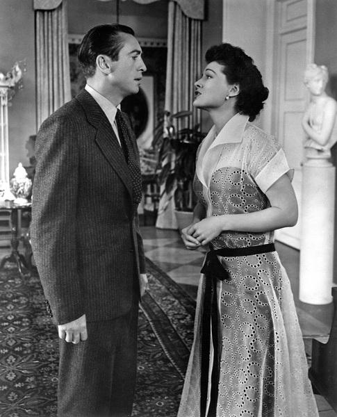 """""""The Great Gatsby""""Macdonald Carey, Ruth Hussey1948 Paramount - Image 9120_0004"""