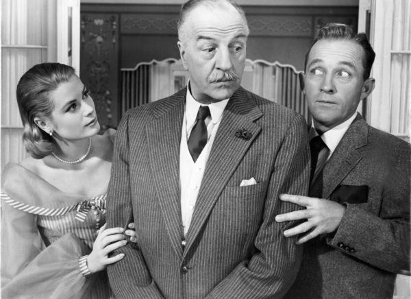 Grace Kelly, Louis Calhern, Bing CrobsyHigh Society (1956) / MGM0049314 - Image 9137_0001