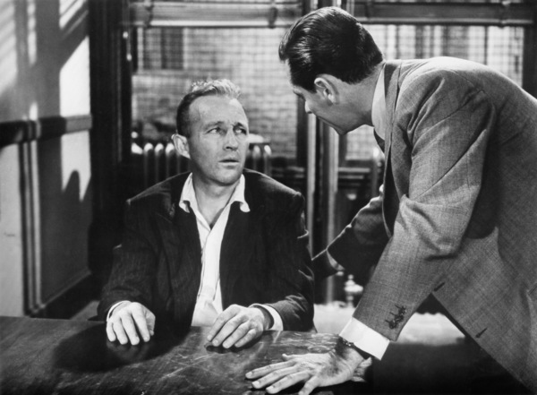 "Bing Crosby and William Holden in ""The Country Girl""1954 Paramount** I.V. - Image 9139_0011"