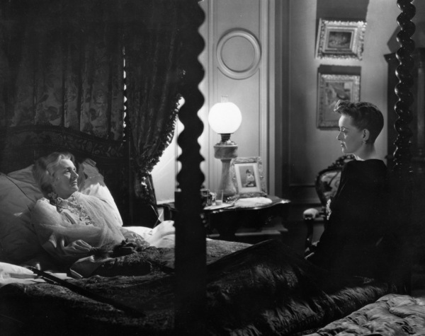 """""""Now, Voyager""""Gladys Cooper, Bette Davis1942 Warner Brothers**I.V. - Image 9162_0025"""