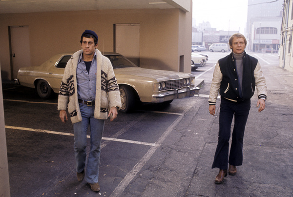 """Starsky and Hutch""Paul Michael Glaser & David Soul1976 **H.L. - Image 9220_0313"