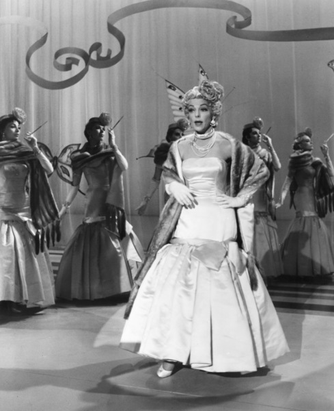 """Guys and Dolls""Vivian Blaine1955 MGM**I.V. - Image 9244_0054"