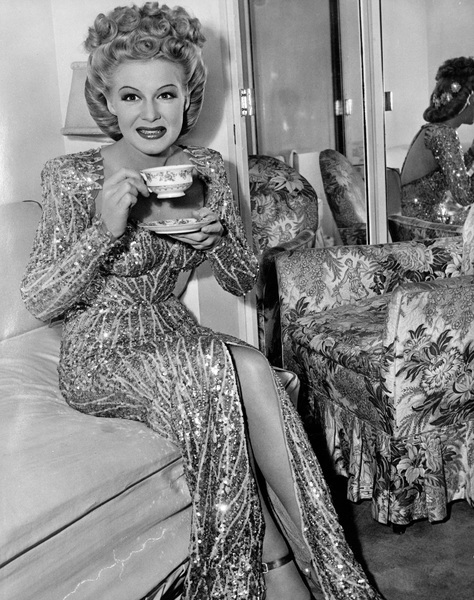 """""""Incendiary Blonde""""Betty Hutton1945 Paramount Pictures - Image 9246_0001"""