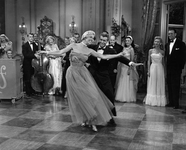 """Lullaby of Broadway""Doris Day, Gene Nelson1951 Warner BrothersPhoto by Graybill - Image 9249_0004"