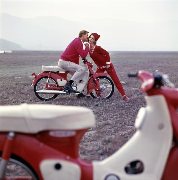 Motorcycles (Honda Motor Bikes)1964© 1978 Sid Avery - Image 9266_0030