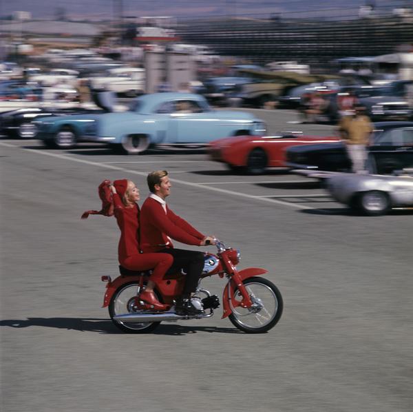 Motorcycles (Honda Motor Bikes)1964© 1978 Sid Avery - Image 9266_0031