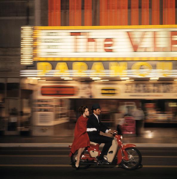 Motorcycles (Honda Motor Bikes)1964© 1978 Sid Avery - Image 9266_0038