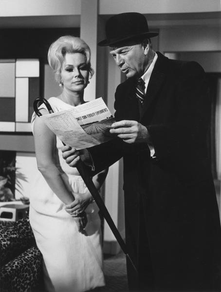 """Green Acres""Eva Gabor, Eddie Albert1965 CBS - Image 9271_0005"