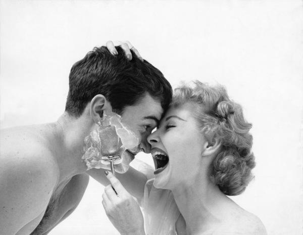 """Advertising"" circa 1960 © 2000 Mark Shaw - Image 9277_0116"