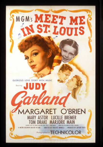 """Meet Me in St. Louis""Poster1944 MGM**I.V. - Image 9287_0009"