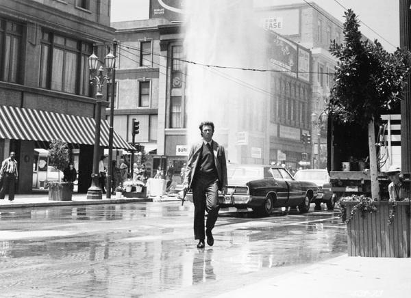 Clint Eastwood, DIRTY HARRY, Warner Brothers, 1971, I.V. - Image 9444_0009
