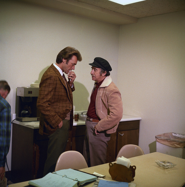 """Dirty Harry""Clint Eastwood, director Don Siegel1971 Warner Brothers** I.V. - Image 9444_0025"