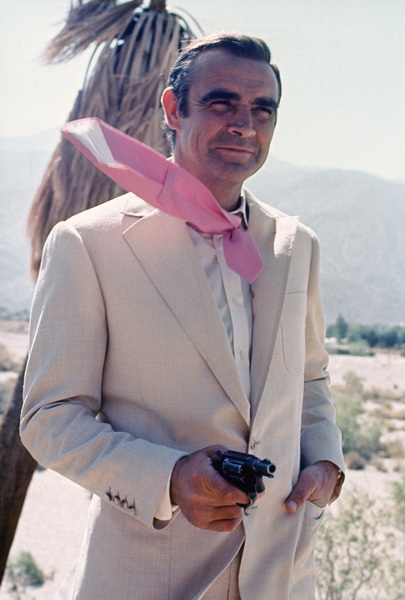 """""""Diamonds Are Forever""""Sean Connery1971 United Artists**I.V. - Image 9450_0028"""