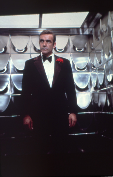 """Diamonds Are Forever""Sean Connery1971 United Artists** I.V. - Image 9450_0035"
