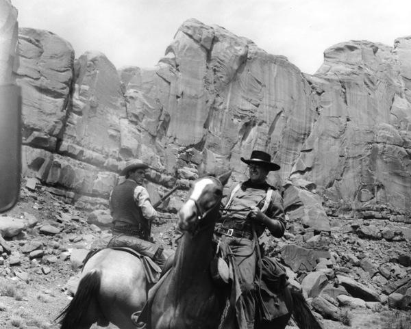 John Wayne, SEARCHERS, THE, Warner Bros., 1956, **I.V. - Image 9466_0005