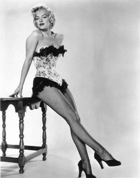 """River Of No Return""Marilyn Monroe publicity photo.1954 / 20th Century Fox**R.C. - Image 9550_0006"