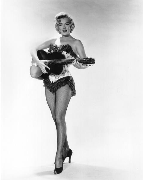 """River Of No Return""Marilyn Monroe1954 / 20th Century Fox**R.C. - Image 9550_0015"