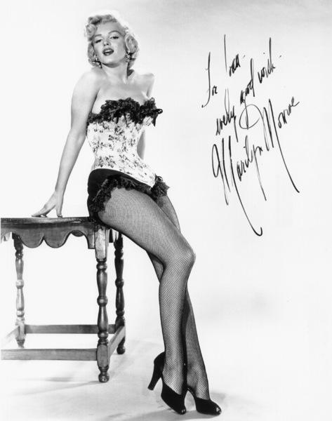 """River Of No Return""Marilyn Monroe1954 / 20th Century Fox**R.C. - Image 9550_0025"