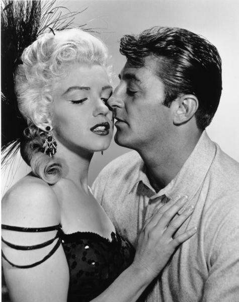 """River Of No Return""Marilyn Monroe, Robert Mitchum1954 / 20th Century Fox**R.C. - Image 9550_0028"