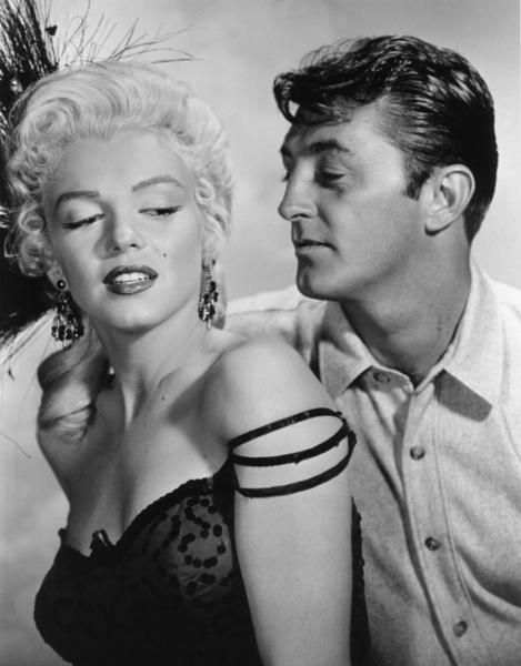 """River Of No Return""Marilyn Monroe, Robert Mitchum1954 / 20th Century Fox**R.C. - Image 9550_0030"