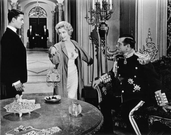 """Prince And The Showgirl, The""Jeremy Spenser, Marilyn Monroe, Laurence Olivier1957 / Warner**R.C. - Image 9555_0017"