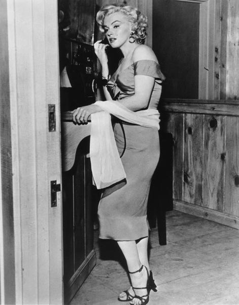 """Niagara""Marilyn Monroe1953 / 20th Century Fox**R.C. - Image 9558_0023"