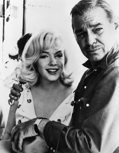 """The Misfits""Marilyn Monroe, Clark Gable1961 UA ** R.C. - Image 9559_0014"