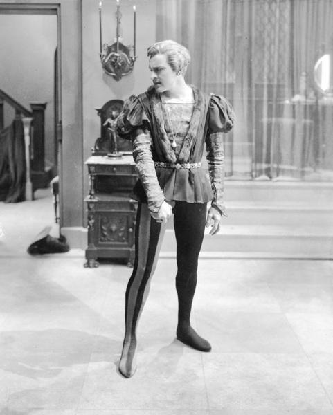 """DON JUAN"" John Barrymore, WB, 1926, I.V. - Image 9572_0007"