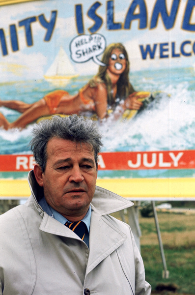 """""""Jaws""""Murray Hamilton1975 Universal Pictures - Image 9575_0042"""