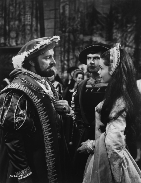 """Anne of the Thousand Days""Richard Burton, Genevieve Bujold1969 Universal - Image 9599_0006"